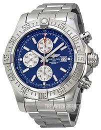 Breitling Super Avenger II Chronograph Blue/Steel Ø48 mm A1337111.C871.168A