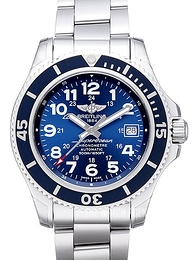 Breitling Superocean II 42 Blue/Steel Ø42 mm A17365D1-C915-161A