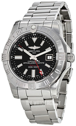 Breitling Avenger II GMT Black/Steel Ø43 mm A3239011-BC35-170A