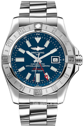 Breitling Avenger II GMT Blue/Steel Ø43 mm A3239011-C872-170A