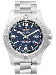 Breitling Colt 44 Blue/Steel Ø44 mm A7438811-C907-173A