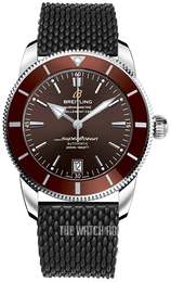 Breitling Superocean Heritage II 42 Brown/Rubber Ø42 mm AB201033-Q617-278S