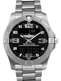 Breitling Aerospace Evo Black/Titanium Ø43 mm E7936310-BC27-152E