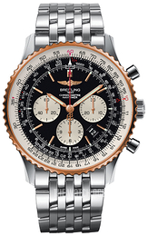 Breitling Navitimer 01 46mm Black/Steel Ø46 mm UB012721-BE18-443A