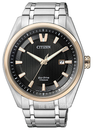 Citizen Titanium Black/Titanium Ø41 mm AW1244-56E