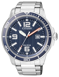 Citizen Dress Blue/Steel Ø47 mm AW1520-51L