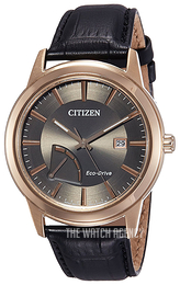 Citizen Grey/Leather Ø40 mm AW7013-05H