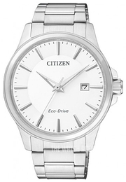 Citizen Sport White/Steel Ø40 mm BM7290-51A