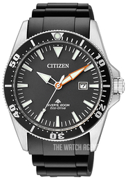 Citizen Promaster Black/Rubber Ø44 mm BN0100-42E
