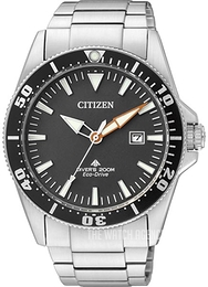 Citizen Promaster Sea Black/Steel Ø41 mm BN0100-51E