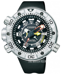Citizen Promaster Black/Rubber Ø50 mm BN2021-03E