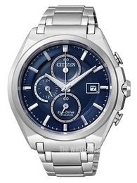 Citizen Super Titanium Blue/Titanium Ø44 mm CA0350-51M