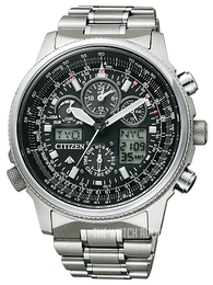 Citizen Radio Controlled Promaster Sky Black/Titanium Ø43 mm JY8020-52E