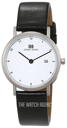 Danish Design Classic White/Leather Ø28 mm 3326301