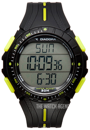 Diadora Cardio LCD-screen/Rubber Ø50 mm DI-004-01