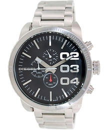 Diesel Chronograph Black/Steel Ø52 mm DZ4209