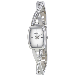 DKNY Crystal Silver colored/Steel NY2252