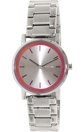 DKNY Dress Silver colored/Steel Ø34 mm NY2320