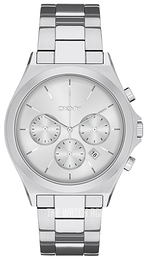 DKNY Silver colored/Steel Ø44 mm NY2378