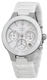 DKNY Ceramic White/Ceramic Ø39 mm NY4912