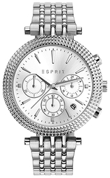 Esprit Sport Silver colored/Steel Ø38 mm ES108742001