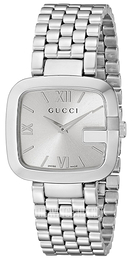 Gucci G Gucci Silver colored/Steel YA125411
