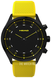 HEAD Advantage Black/Rubber Ø42 mm HE-002-05