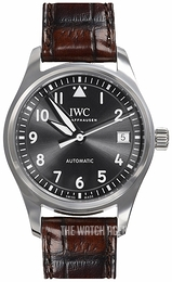 IWC Pilots Classic Grey/Leather Ø36 mm IW324001