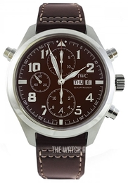 IWC Pilots Classic Brown/Leather Ø44 mm IW371808
