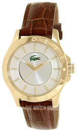 Lacoste Madeira White/Leather Ø32 mm 2000861