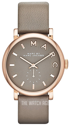 Marc by Marc Jacobs Gravel Grey/Leather Ø28 mm MBM1318