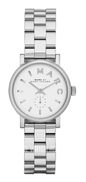 Marc by Marc Jacobs Baker White/Steel Ø28 mm MBM3246