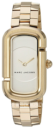 Marc by Marc Jacobs Jacobs Silver colored/Yellow gold toned steel MJ3501