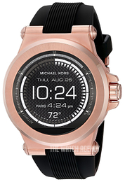 Michael Kors Smartwatch LCD-screen/Rubber Ø46 mm MKT5010
