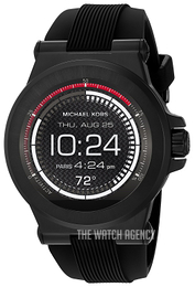 Michael Kors Smartwatch LCD-screen/Rubber Ø46 mm MKT5011