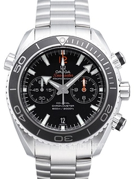 Omega Seamaster Planet Ocean 600m Co-Axial Chronograph 45.5mm Black/Steel Ø45.5 mm 232.30.46.51.01.003