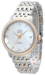 Omega De Ville Prestige Co-Axial 32.7mm White/Steel Ø32.7 mm 424.20.33.20.05.002