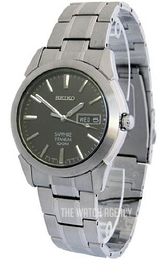 Seiko Dress Black/Titanium Ø37 mm SGG731