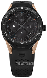 TAG Heuer Connected Modular 45 Black/Rubber Ø45 mm SBF8A8013.32FT6076