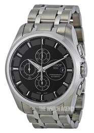 Tissot PR100 Automatic Black/Steel Ø43 mm T035.627.11.051.00