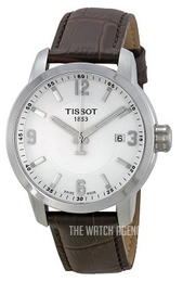 Tissot Tissot T-Sport White/Leather Ø39 mm T055.410.16.017.01
