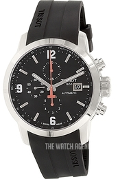 Tissot Quicster Black/Rubber Ø43 mm T055.427.17.057.00