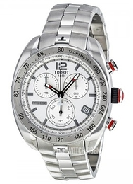 Tissot PRS 330 Silver colored/Steel Ø44 mm T076.417.11.037.00
