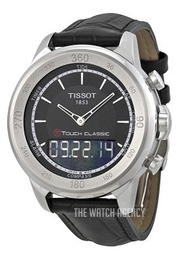 Tissot T-Touch Classic Black/Leather Ø42 mm T083.420.16.051.00