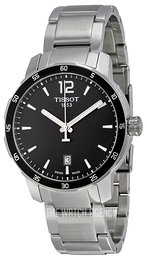 Tissot Quickster Gent Black/Steel Ø40 mm T095.410.11.057.00