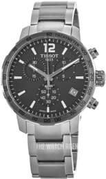 Tissot Classic Dream Black/Steel Ø42 mm T095.417.11.067.00