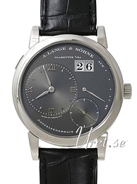 A. Lange & Söhne Lange 1 Grey/Leather Ø38.5 mm 101.030