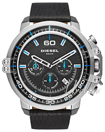 Diesel Chronograph Black/Leather Ø51 mm DZ4408