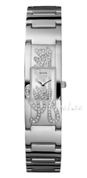 Guess Mini Silver colored/Steel Ø20 mm W95109L1