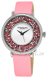 Stührling Original Vogue White/Satin Ø38 mm 793.01